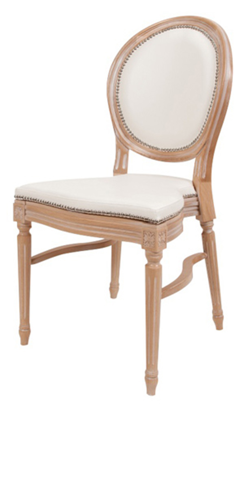 Limewash Triomphe Chair