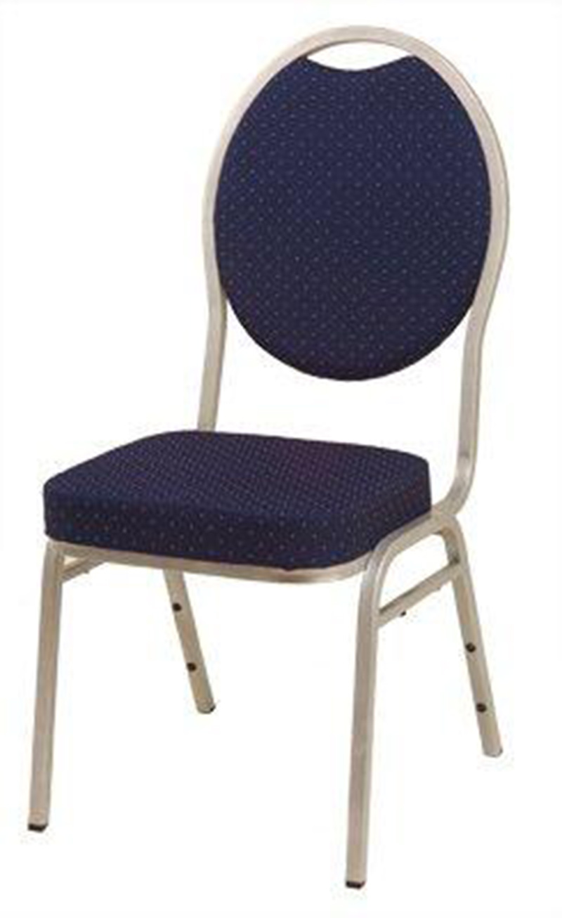 Padded banquet chair